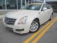 2011 Cadillac CTS SEDAN AWD TOIT PANORAMIQUE BLUETOOTH