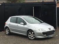 ★ 2007 PEUGEOT 307 1.6 HDi + NEW SHAPE + EXCELLENT MPG ★