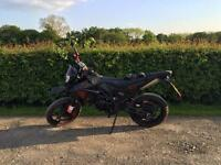Pulse evo sm 50. (Not rs,)supermoto,moped,ped)