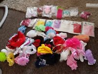 Bundle of girls headbands