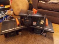 tile cutters 3 of all working just need an icecream tub for the water container £15 each