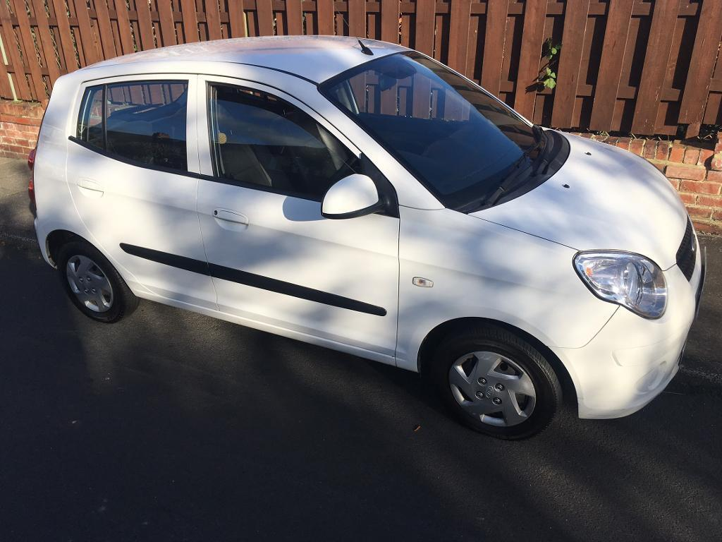 2010 10 reg Kia picanto One owner from new service history