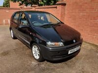 2002 Fiat Punto | Hatchback | Manual | Petrol 1242cc | Needs a gearbox | Low Mileage