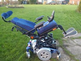 Typhoon 2 Electric wheelchair 8mph Top of the range