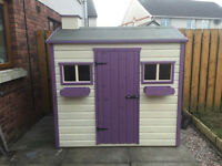 ***Christmas Bookings*** Playhouses made to measure!