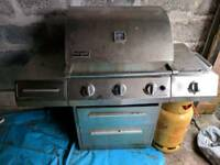 Bbq gas stainless steel