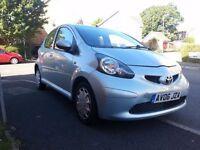 Toyota Aygo 1.0 Vvti £20 tax Cheap insurance C1 107