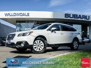 2017 Subaru Outback 2.5i Backup Camera No Accidents, One Owner