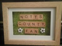 Gift for the 'NOTTS COUNTY FAN'