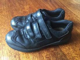 Clarks boys school shoes 12.5