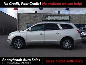 2011 Buick Enclave CXL1 4x4 accident free  7 PASSENGER HAS BRAND