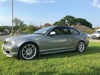 BMW 330cd e46 low Milage 55 plate