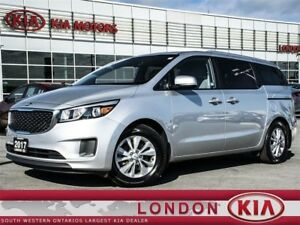 2017 Kia Sedona LX - BLUETOOTH, BACK-UP CAM, APPLE/ANDROID