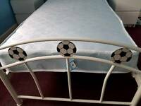 Child football single bed