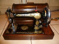 Antique Singer 27K sewing machine - 1901 Serial number P530293