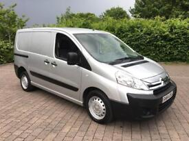 2014 64 Citroen Dispatch 1.6 HDi 1000 L1H1 Van, 1 OWNER, FULL SERVICE HISTORY +VAT (Peugeot Expert)