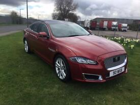 59 REG JAGUAR XJ 3.0 TD PORTFOLIO 4DR-2016 FACELIFT-LED LIGHTS-2 KEYS-FULL HISTORY-STUNNING CAR