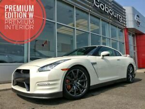 2014 Nissan GT-R Premium w Premium Interior Pkg  FREE Shipping