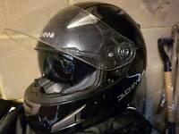Xl crash helmet