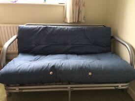 Futon sofa bed - double