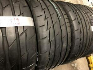 19 FIRESTONE Staggered Tires (245/40R19 and 275/35R19) Calgary Alberta Preview