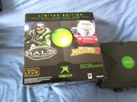 Limited Edition X Box for sale for £40