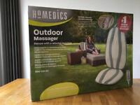 HoMedics Outdoor 4 Vibration Massage Cushion