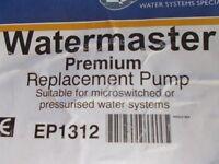 Whale Watermaster 12v water pump