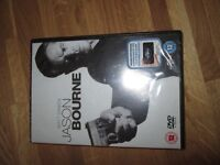 Brand New Sealed & Geniuine Matt Damon - Jason Bourne DVD