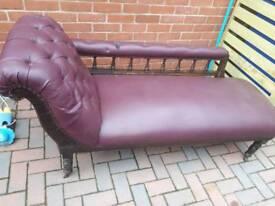 Chaise longer sofa