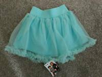 New Baby Skirt 9-12 Months