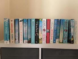 18 Books