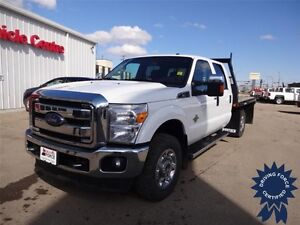 2016 Ford Super Duty F-350 SRW XLT Crew Cab 4x4 - 46,120 KMs