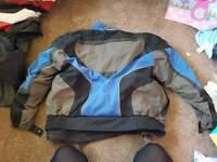 RST motor bike jacket