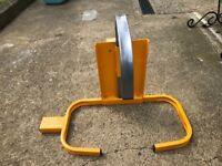 Brand new wheel lock