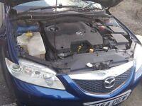Mazda 6 diesel for sale £1450