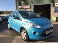 Ford Ka 1.2 Style 2008 58 plate only 52000 miles , Fresh service and MOT