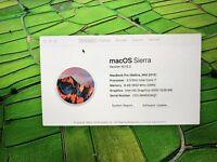 "For Sale Mac Book Pro 15"" [Mid 2012 Retina]"