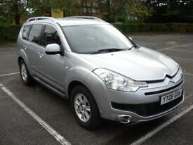 Citroen C-crosser VTR+ 4X4 7 Seats