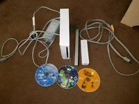 Selling a wii £10