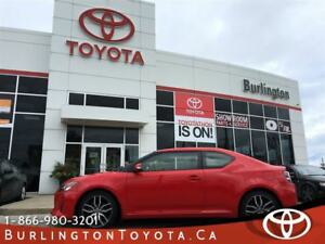 2014 Scion TC SUNROOF. LOW LOW KM'S