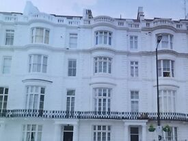 Large, bright one bedroom flat recently refurbished