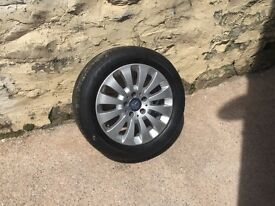 4 Mercades alloys with wheels for sale