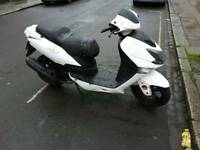 lexmoto FMX 125 moped only 599 no offers