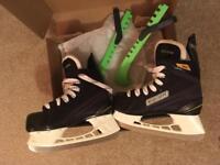 Bauer supreme ice skates