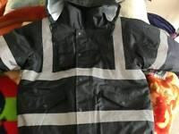 Site/security jacket