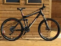 Canyon Nerve AL8 - upgraded - mint