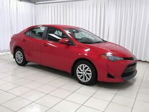 2017 Toyota Corolla ENJOY THIS SPECIAL OFFER!! LE SEDAN w/ HEATE