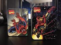 Marvel Comics Collectable Tins