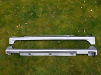 Side trims for Mazda 3 Sports